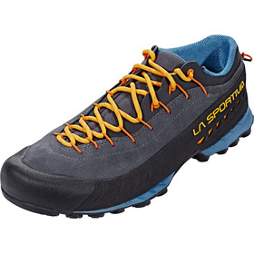 La Sportiva TX4 Shoes Men Blue/Papaya
